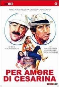 Per amore di Cesarina di Vittorio Sindoni - DVD