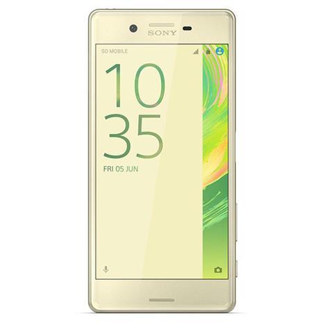 Smartphone Sony Xperia X 4G 32Gb Oro