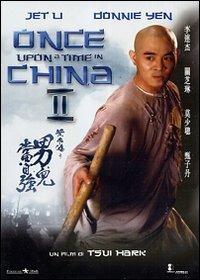 Once Upon a Time in China II di Tsui Hark - DVD