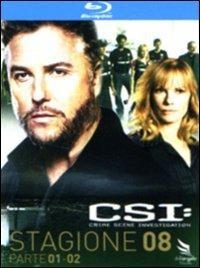 CSI. Crime Scene Investigation. Stagione 8 (5 Blu-ray) di Roy H. Wagner - Blu-ray