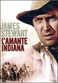 L' amante indiana di Delmer Daves - DVD