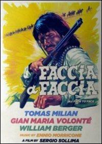 Faccia a faccia di Sergio Sollima - DVD