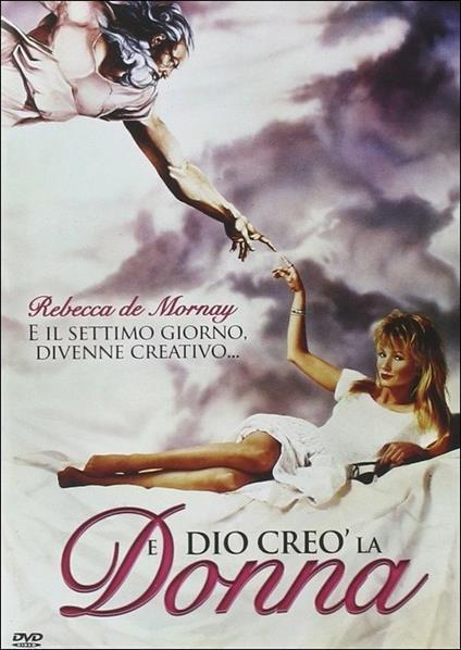 E Dio creò la donna di Roger Vadim - DVD