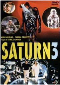 Saturn 3 (DVD) di Stanley Donen - DVD