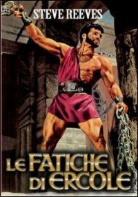 Le fatiche di Ercole di Pietro Francisci - DVD