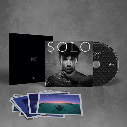 Solo (CD Box Set Deluxe Edition) - CD Audio di Ultimo - 2