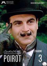 Poirot. Agatha Christie. Stagione 3 (3 DVD)
