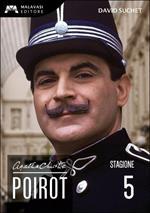 Poirot. Agatha Christie. Stagione 5 (2 DVD)