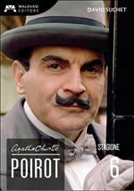 Poirot. Agatha Christie. Stagione 6 (2 DVD)