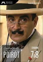 Poirot. Agatha Christie. Stagione 7 - 8 (2 DVD)