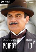 Poirot. Agatha Christie. Stagione 10 (2 DVD)