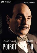 Poirot. Agatha Christie. Stagione 11 (2 DVD)