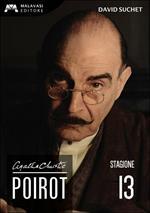 Poirot. Agatha Christie. Stagione 13 (3 DVD)