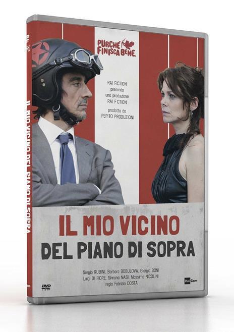 Il mio vicino del piano di sopra (DVD) di Fabrizio Costa - DVD