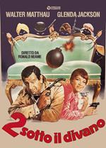 Due sotto il divano (DVD)