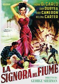La signora del fiume (DVD)