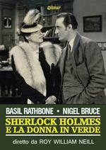 Sherlock Holmes e la donna in verde (DVD)