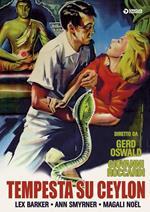 Tempesta su Ceylon (DVD)