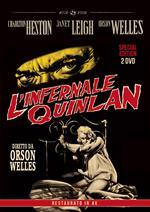 L' infernale Quinlan. Edizione restaurata (2 DVD)
