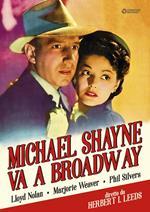 Michael Shayne va a Broadway (DVD)