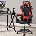 Sedia Poltrona Gaming Scrivania Ufficio Casa Reclinabile Girevole Direzionale
