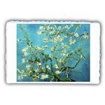 MiniArtPrint. Stampe fine art. Vincent van Gogh. Rami di mandorlo in fiore. 1890