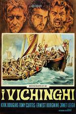 I vichinghi. Restaurato in 4K (DVD)
