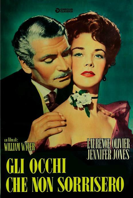 Gli occhi che non sorrisero (DVD) di William Wyler - DVD