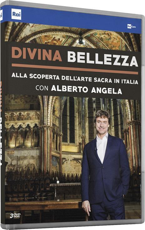Divina Bellezza (3 DVD) di Luca Salmaso - DVD