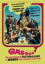 Gas, fu necessario distruggere il mondo per poterlo salvare. Restaurato in 4K (DVD)