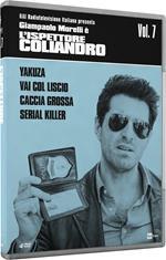 L' ispettore Coliandro. Stagione 7. Serie TV ita (4 DVD)
