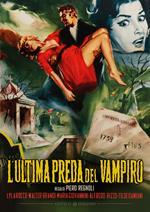 L' ultima preda del vampiro (DVD)