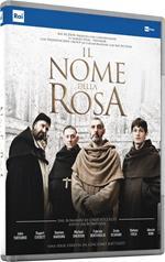 Il nome della rosa. Serie TV ita (4 DVD)