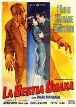 La bestia umana. Special Edition. Restaurato in HD (DVD)