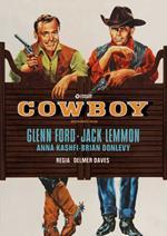 Cowboy. Restaurato in HD (DVD)