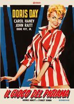 Il gioco del pigiama. Restaurato in HD (DVD)