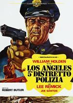 Los Angeles quinto distretto di polizia. Restaurato in HD (DVD)