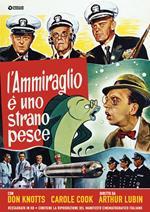 L' ammiraglio è uno strano pesce. Restaurato in HD. Con Poster (DVD)