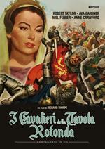 I cavalieri della tavola rotonda. Restaurato in HD (DVD)