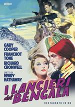 I lancieri del Bengala. Restaurato in HD (DVD)