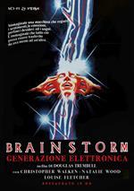 Brainstorm. Generazione elettronica. Restaurato in HD (DVD)