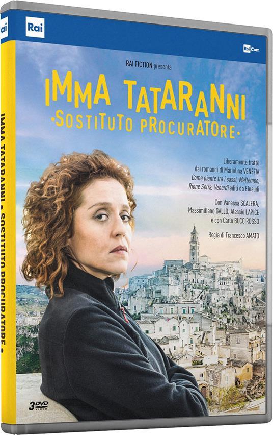 Imma Tataranni. Sostituto procuratore (6 DVD) di Francesco Amato - DVD