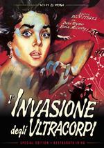 L' invasione degli ultracorpi. Special Edition. Restaurato in HD. Con poster 24x37 cm (DVD)