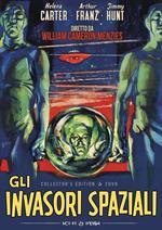 Hli invasori spaziali. Invaders. Restaurato in HD. Con poster (2 DVD)