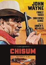 Chisum. Restaurato in HD (DVD)