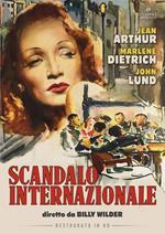 Scandalo internazionale. Restaurato in HD (DVD)