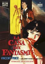 La casa dei fantasmi. Restaurato in HD. Collector's Edition con Poster (2 DVD)