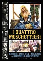 I quattro moschettieri. Restaurato in HD (DVD)