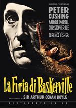 La furia dei Baskerville. Restaurato in HD (DVD)
