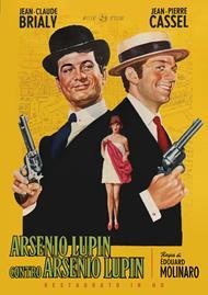 Arsenio Lupin contro Arsenio Lupin. Restaurato in HD (DVD)